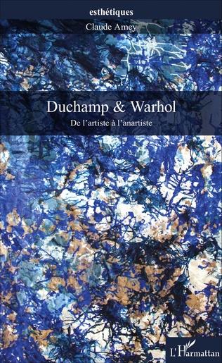 Couverture Duchamp & Warhol