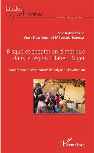 Couverture Risque et adaptation climatique dans la région Tillabéri, Niger