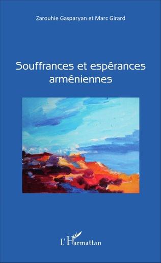 Couverture Souffrances et espérances arméniennes