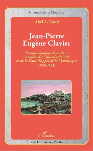 Couverture Jean-Pierre Eugène Clavier
