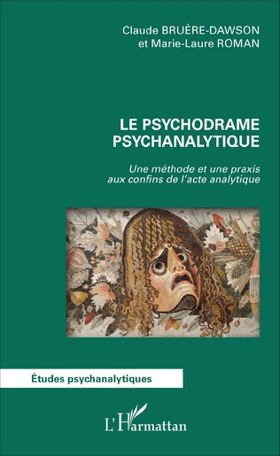 Couverture Le psychodrame psychanalytique