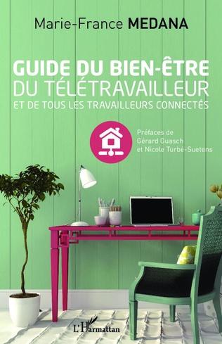 Couverture Guide du bien-être du télétravailleur