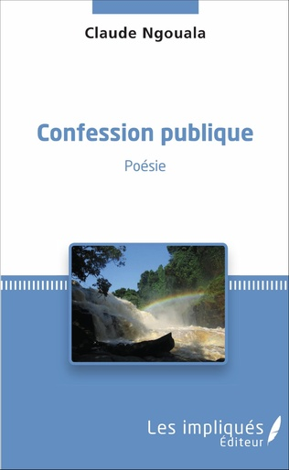 Couverture Confession publique