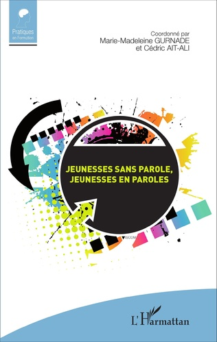 Couverture Jeunesses sans parole, jeunesses en paroles