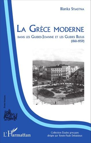 Couverture La Grèce moderne
