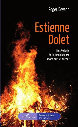 Couverture Estienne Dolet