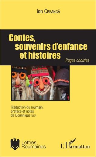 Couverture Contes, souvenirs d'enfance et histoires