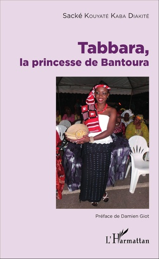 Couverture Tabbara, la princesse de Bantoura