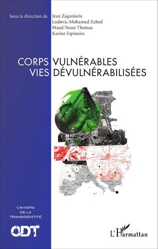 Couverture Corps vulnérables vies dévulnérabilisées