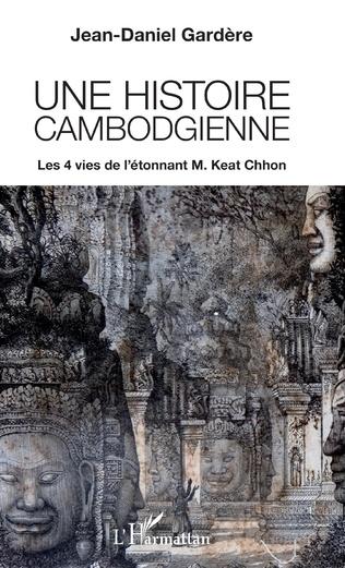 Couverture Une histoire cambodgienne