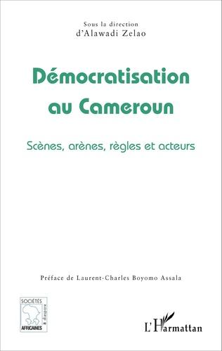 Couverture Démocratisation au Cameroun
