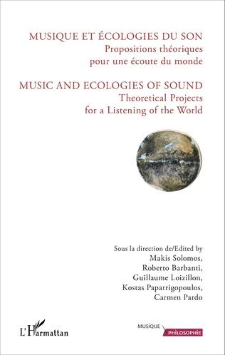 Couverture Musique et écologies du son