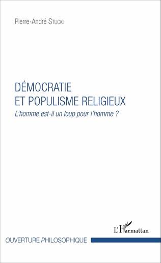Couverture Démocratie et populisme religieux