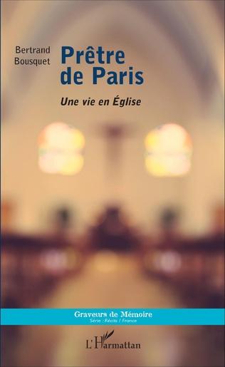 Couverture Prêtre de Paris