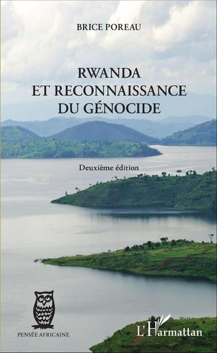 Couverture Rwanda et reconnaissance du génocide