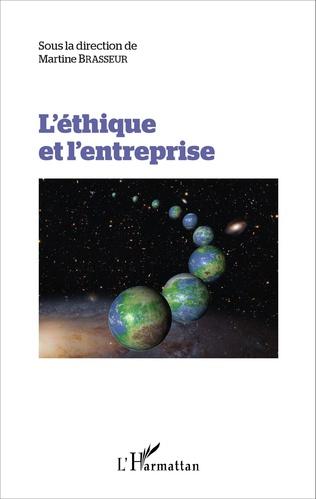 Couverture L'éthique et l'entreprise