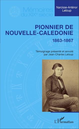 Couverture Pionnier de Nouvelle-Calédonie