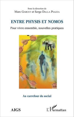 Couverture Entre physis et nomos