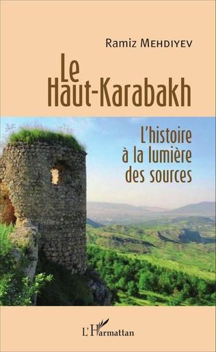 Couverture Le Haut-Karabakh