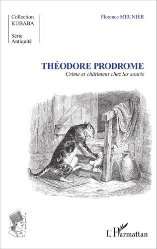 Couverture Théodore Prodrome