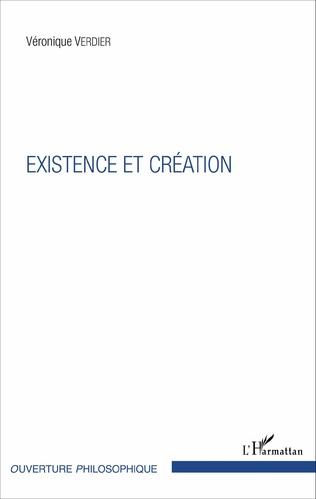 Couverture EXISTENCE ET CRÉATION