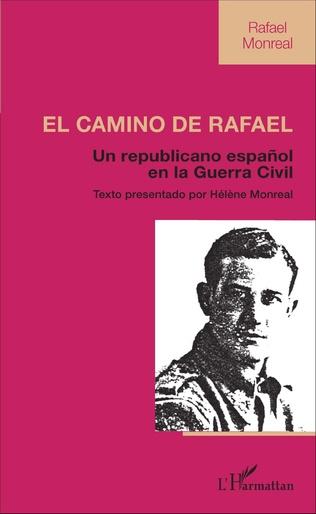 Couverture El Camino de Rafael