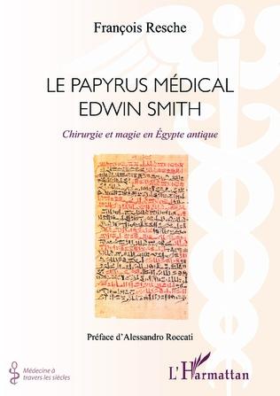 Couverture Papyrus médical Edwin Smith