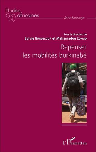 Couverture Repenser les mobilités burkinabé