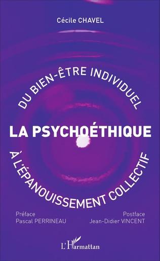 Couverture Psychoéthique : du bien-être individuel à l'épanouissement collectif