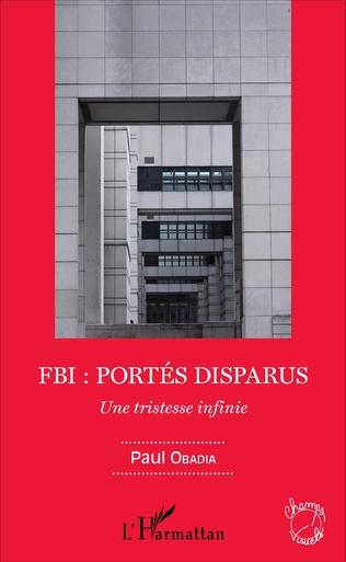 Couverture FBI : Portés disparus