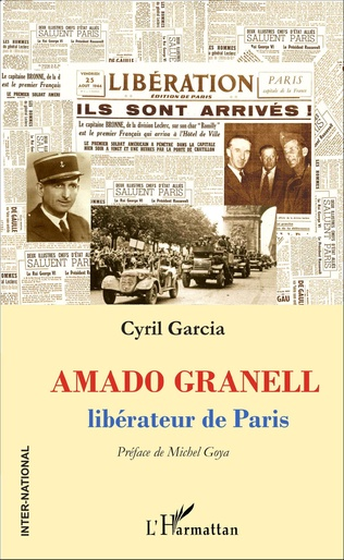 Couverture Amado Granell