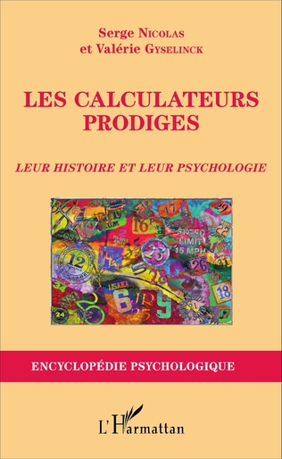 Couverture Les calculateurs prodiges