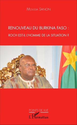 Couverture Renouveau du Burkina Faso