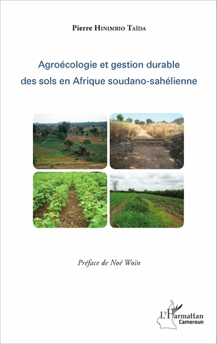 Couverture Agroécologie et gestion durable des sols en Afrique soudano-sahélienne