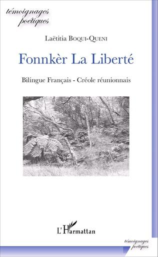 Couverture Fonnkèr La Liberté
