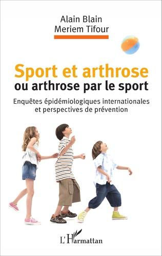 Couverture Sport et arthrose ou arthrose du sport