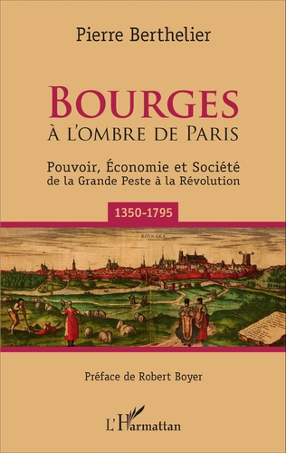 Couverture Bourges