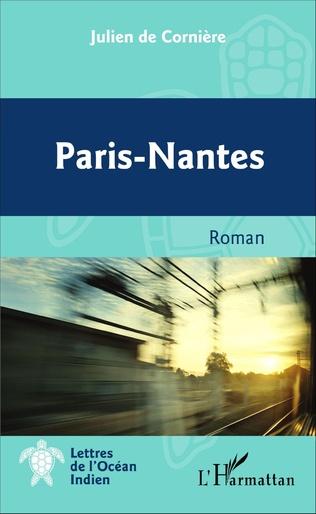 Couverture Paris-Nantes