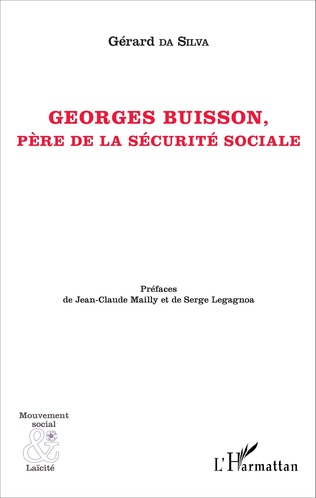 Couverture Georges Buisson