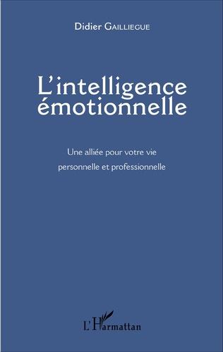 Couverture L'intelligence émotionnelle