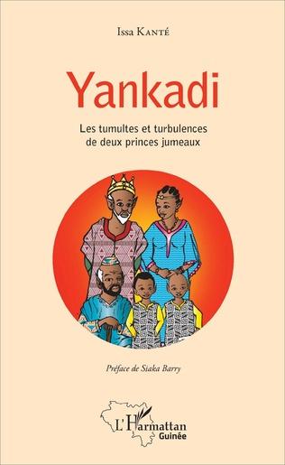 Couverture Yankadi