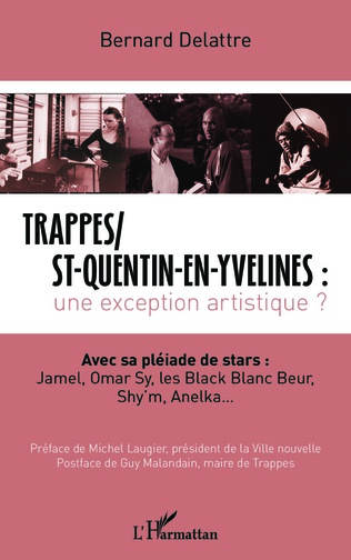 Couverture Trappes / St-Quentin-en-Yvelines :