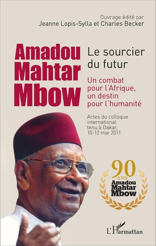 Couverture Amadou Mahtar Mbow