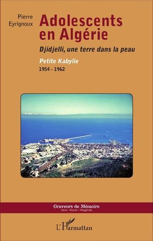 Couverture Adolescents en Algérie