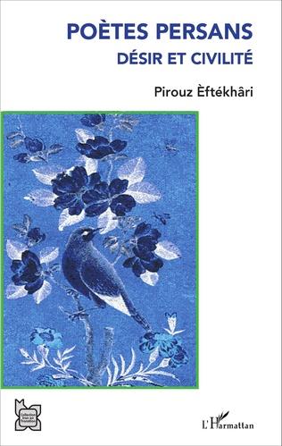Couverture Poètes persans