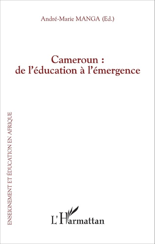 Couverture Cameroun : de l'éducation à l'émergence