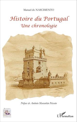 Couverture Histoire du Portugal