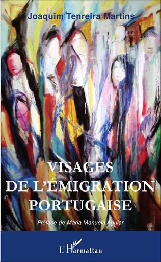 Couverture Visages de l'émigration portugaise