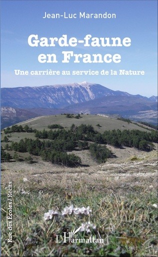 Couverture Garde-faune en France