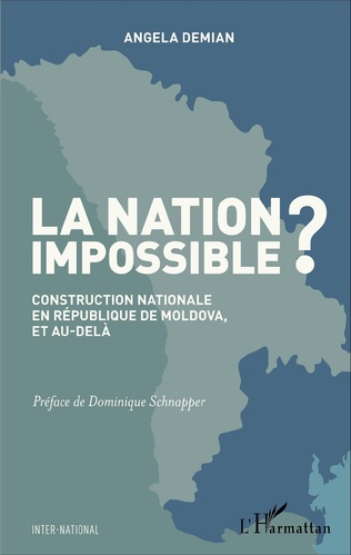 Couverture La Nation impossible ?